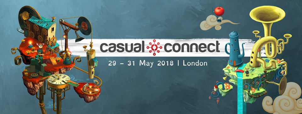 Casual Connect Europe 2018